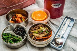 Gut-friendly foods