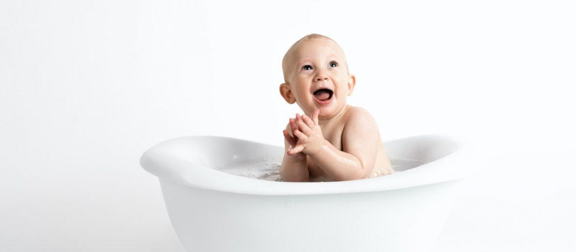 bath before bedtime