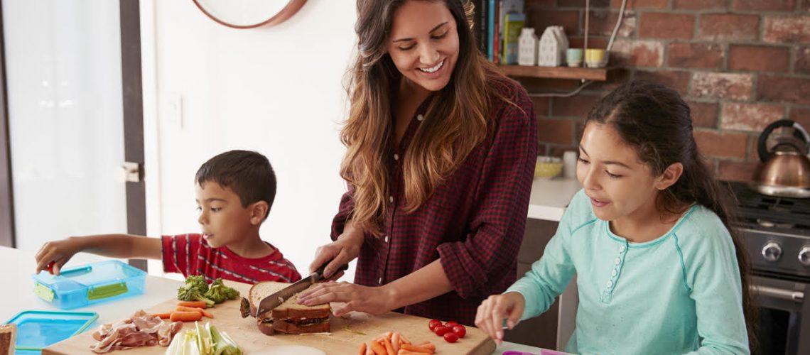 Feeding Your Children Poorly